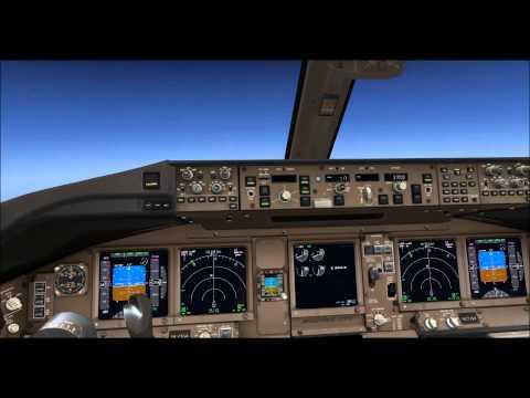Korean air 2707 RKSS-RJTT PMDG777 with real liveatc,fsx