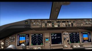 Korean air 2707 RKSS-RJTT PMDG777 with real liveatc,fsx