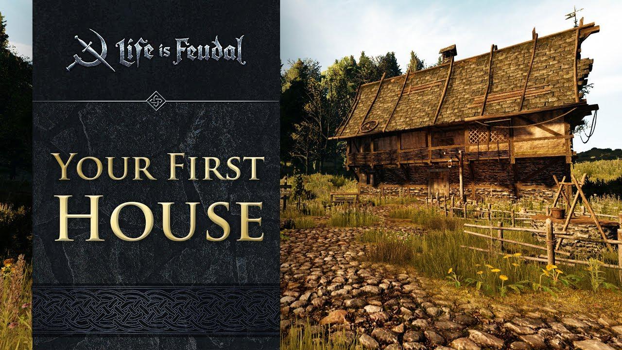Life is feudal building your first house экономическая сюжетно-ролевая игра