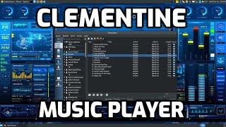 Clementine Music Player screenshot 5