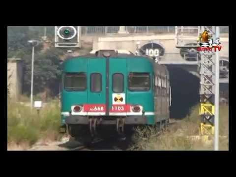 CUTRO TV: 07.12.2011 E' Morta la Ferrovia Jonica