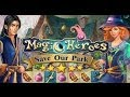Magic Heroes: Save Our Park Gameplay
