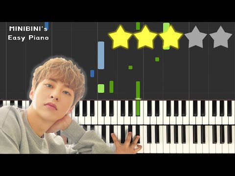 EXO XIUMIN (시우민) -  You (이유) 《MINIBINI EASY PIANO ♪》 ★★☆☆☆