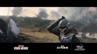"Viuda Negra | Anuncio: ""Prepárate"" | HD"