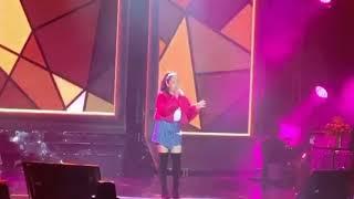 Nagita Slavina (Terlanjur Cinta _ Tak Sanggup Lagi ) Konser Rossa Tegar 2.0