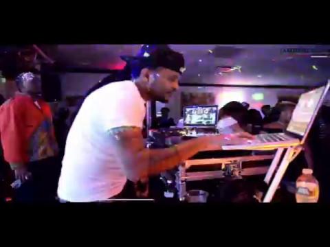 DJ Kalonje in Lowell