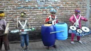 Musik Patrol Junior ADDH ( Ali Dani Dean Hilbram )