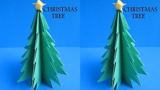Diy Paper Crafts :: How To Make Christmas Tree - Innovative Arts
