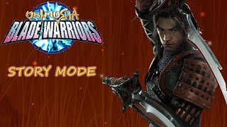 Onimusha Blade Warriors Story Mode With Samanosuke Akechi