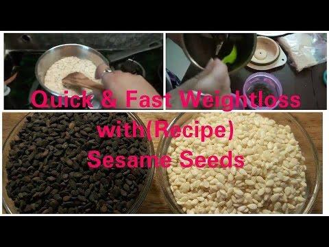 Sesame seeds, आसानी से चर्बी को तेज़ी से घटाएँ,Quick Weight Loss with sesame seeds,Dr Shalini