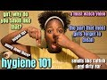 """THE PART """"DOWN THERE"""" THAT MOST GIRLS FORGET TO CLEAN 