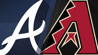 Braves rally late to beat D-backs in the 10th: 9/8/18