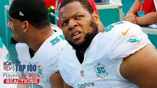 Ndamukong Suh at #40: Too Low or Too High? | Top 100 Players of 2016 Reaction | NFL