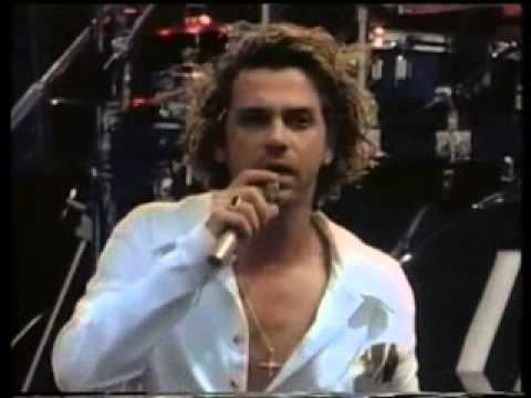 INXS - March 1992