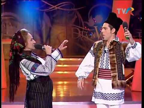 Sofia Vicoveanca şi Ştefan Bănică - Sus pe culmea dealului (@O dată-n viaţă)