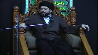 السيد منير الخباز - تعامل الإمام زين العابدين عليه السلام مع المحتاجين حتى لو كانوا أعداءه