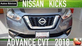 Nissan Kicks 2018 Versión intermedia