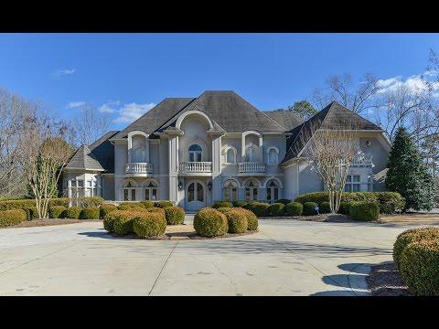 2101 Christina Cove - Hoover Alabama Luxury Home