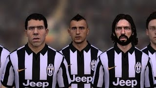 FIFA 15 | Juventus F.C. New Home Kit 14/15 Thumbnail