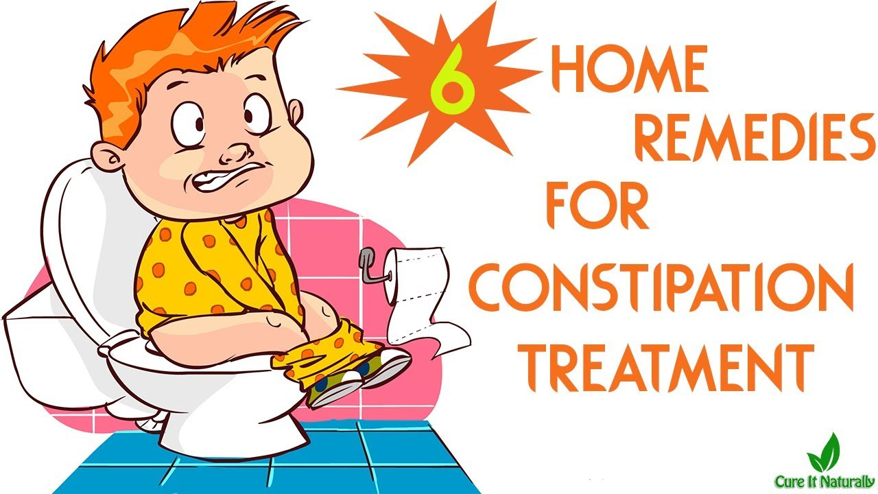 6 Home Remedies for Constipation Treatment   Constipation Treatment at Home
