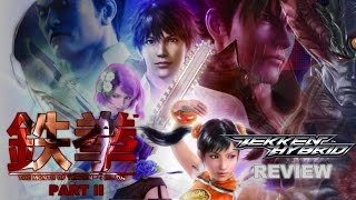 The Month of Tekken Part II: Tekken Hybrid Review