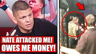 Nate Diaz ATTACKED me during a brawl and owes me money - Clay Guida, Hardy on Andrade's UFC 237 win