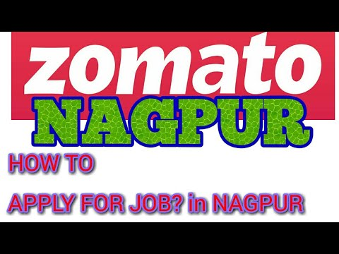 ZOMATO NAGPUR || HOW TO APPLY FOR JOB? in Nagpur || #Shahrukhkhannagpur #Zomato #Nagpur #address
