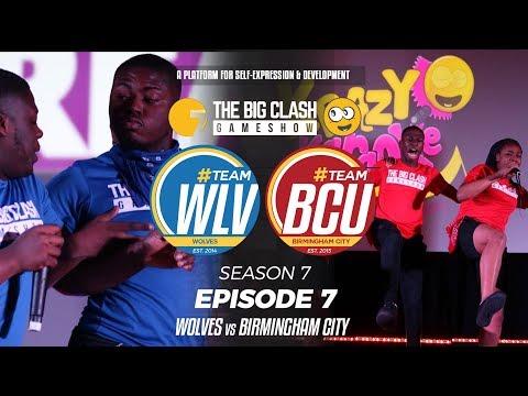 #TheBigClash GameShow [S7:E7] Wolves Vs Birmingham City