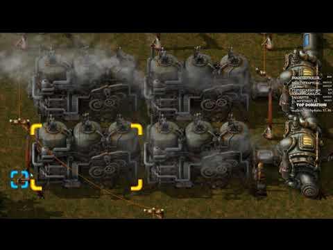 Robbaz Twitch Stream 140917: Factorio, part 2/2