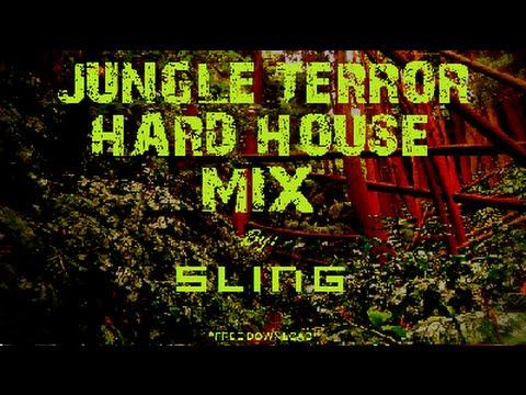 Jungle terror hard house mix 2016 youtube for Jungle house music