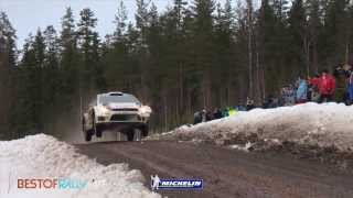 The Race - 2014 WRC Rally Sweden - Best-of-RallyLive.com