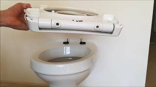 Installatievideo wc bril verkleiner