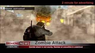 GTA San Andreas - Zombie vs Army - Cleo Mod