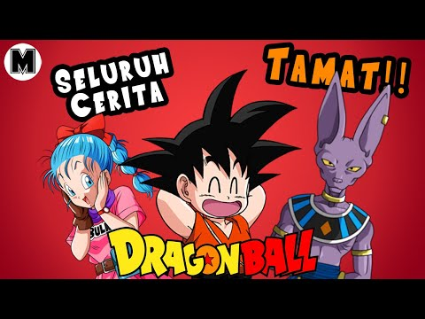 Seluruh Alur Cerita Anime Dragon Ball   Awal Hingga Tamat!!