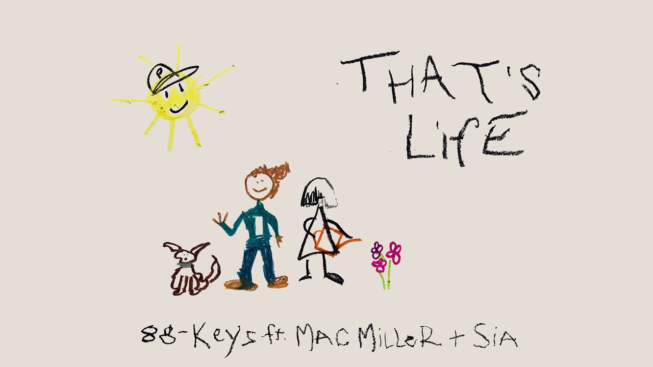 88-Keys Shares New Song 'That's Life' With Mac Miller, Sia