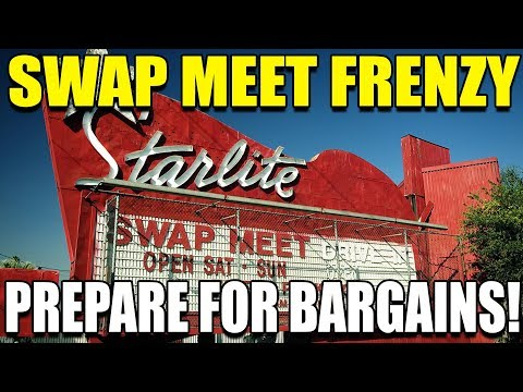 SWAP MEET FRENZY | an Exploration of Hispanic Culture