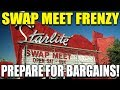 SWAP MEET FRENZY | an Exploration of Hispanic Culture