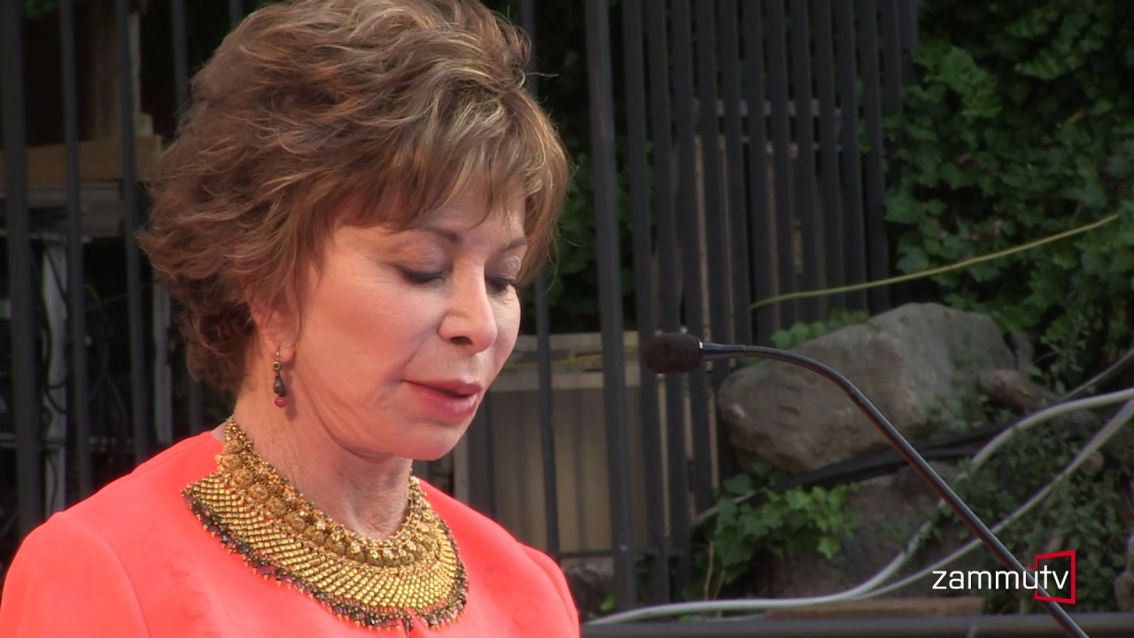 Isabel Allende: Madres e Hijas - Teatro romano de Catania ...
