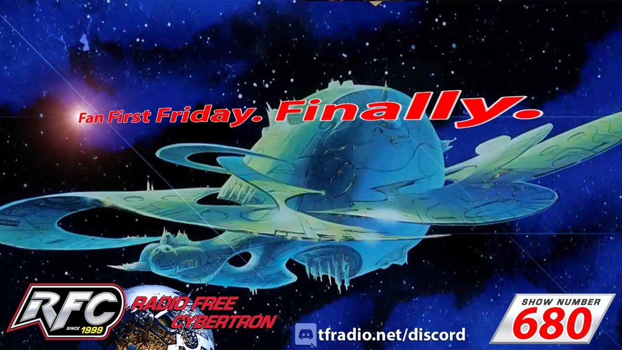 Radio Free Cybertron 680 Live Stream
