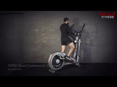 V950 Elliptical Cross Trainer by Vo2max®