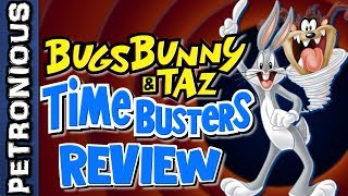 Bugs Bunny & Taz Time Busters (PS1) Review - Petronious
