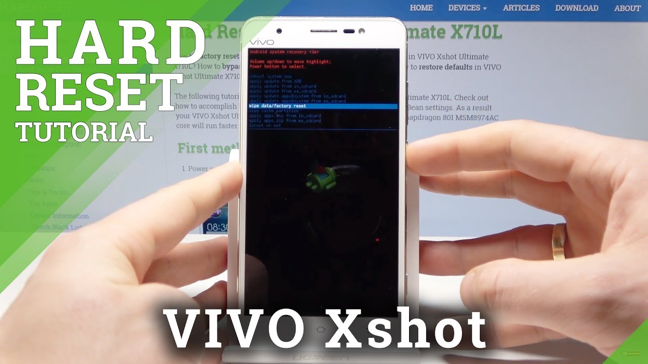 Twrp For Vivo Y71