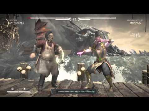 Mortal Kombat X Kombat Pack 2 Gameplay Part 1 |