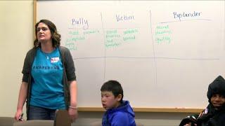 Lynchburg middle school students break cycle of bullying, prej…