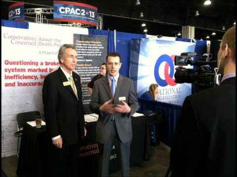 Conservatives Concerned about the Death Penalty on the Chuck Morse Speaks Radio Show