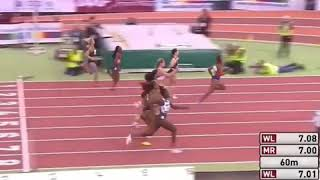 Marie- Jose Ta Lou sizzles to 7.02 WL
