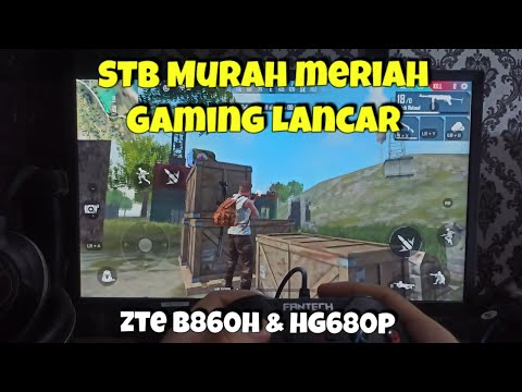 Cara Main Free Fire di STB Android