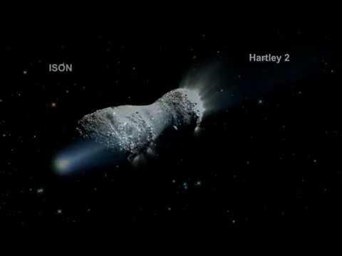 Classroom Aid - Comets