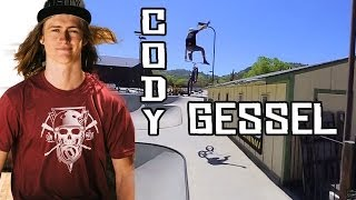 10 Lines in the Crater at Woodward West Cody Gessel