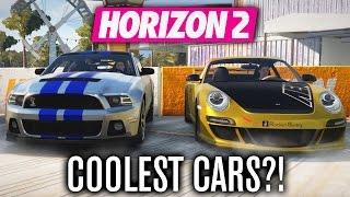 Forza Horizon 2 | COOLEST CAR?!